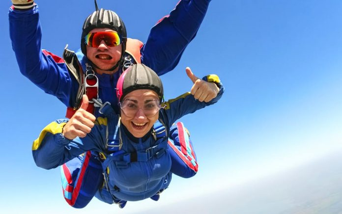 The Benefits of Doing Something That Scares You