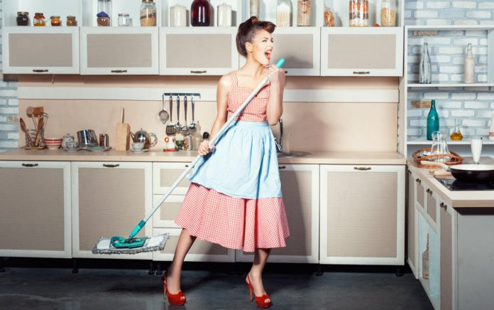 How Cleaning Can Put You in a Better Mood