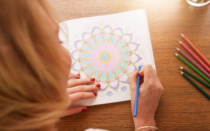 Why the Adult Coloring Book Has Become So Popular